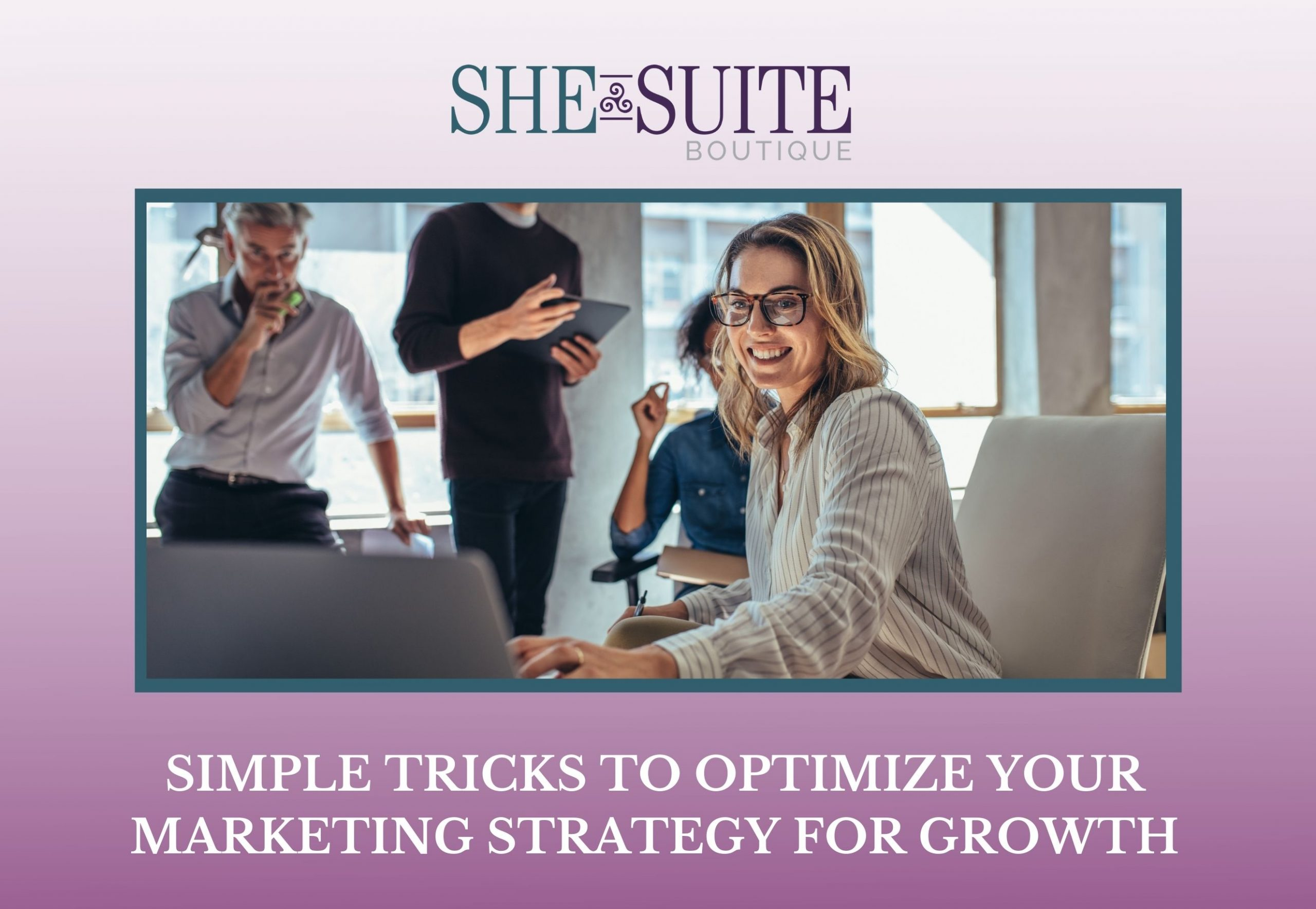 Marketing Strategy For Growth