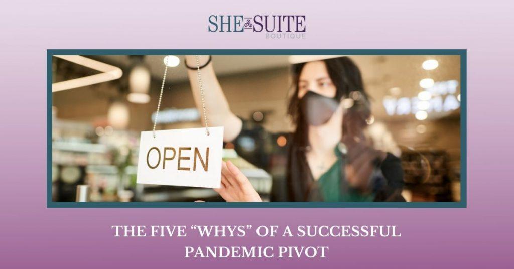 Successful Pandemic Pivot