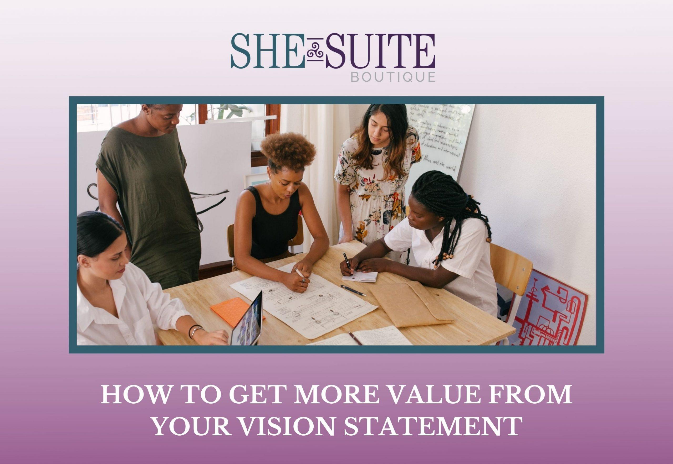 company vision statement