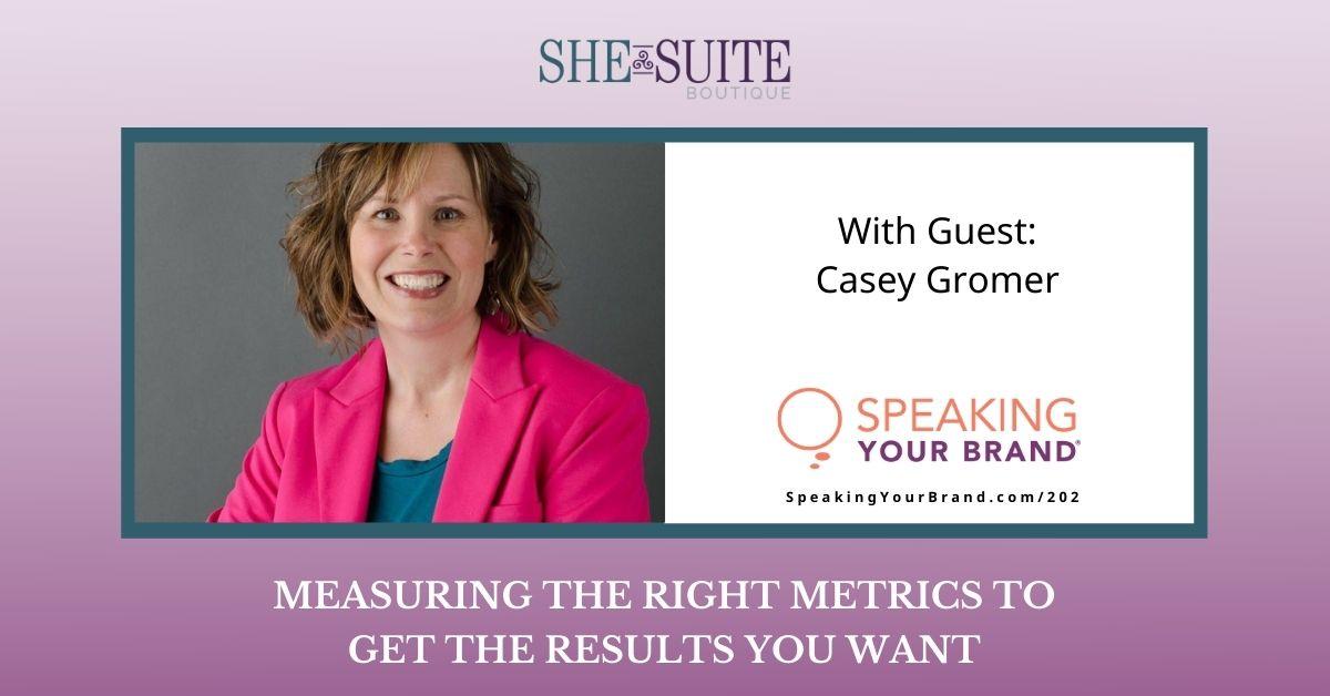 she-suite boutique | metrics