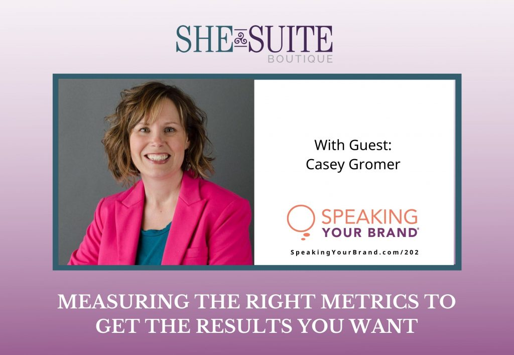 she-suite boutique | metrics